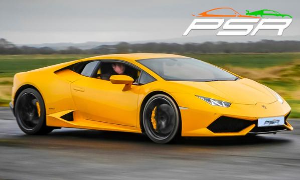 Lamborghini Huracan LP610-4 - PSR - Pass Drive - Driving Experience